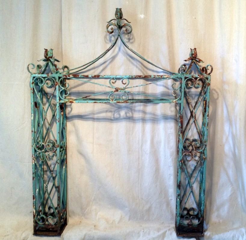 Wrought Iron Wellhead