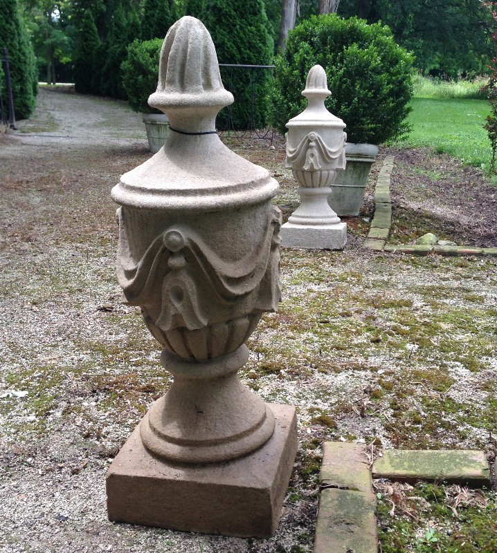 Cast Stone Hyde Park Finial