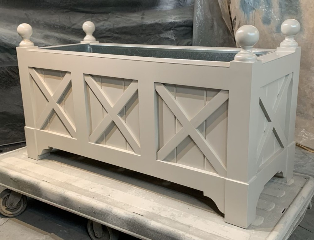 Chase - French Style Cedar Orangerie Planter Box