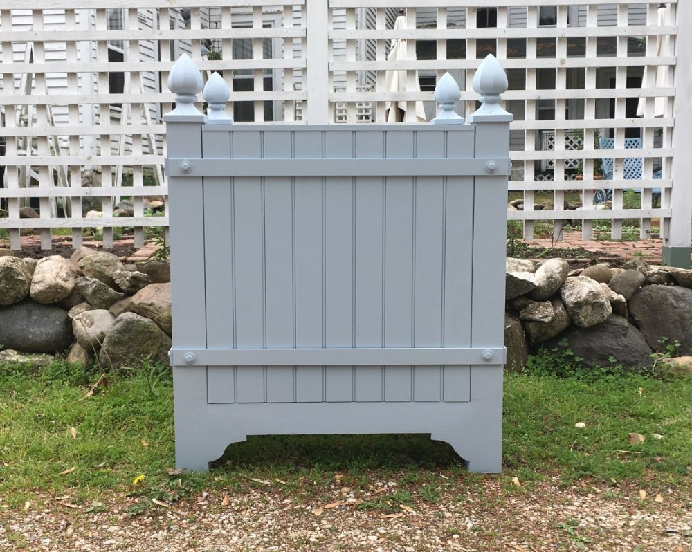 Glencoe - Orangerie Planter Box with Composite Sides