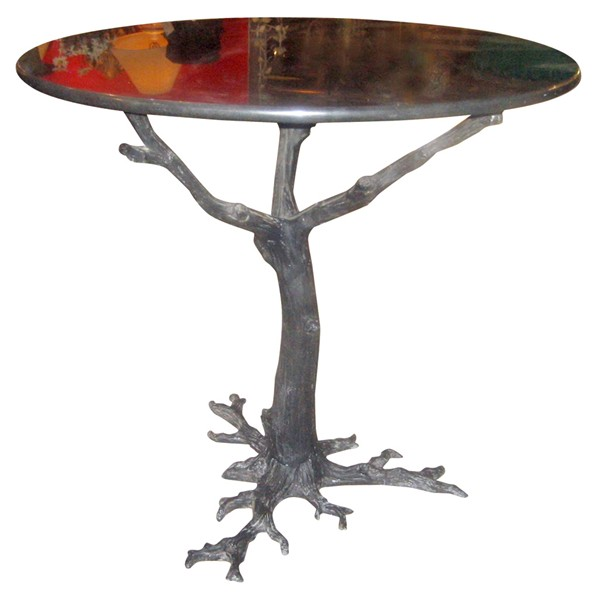 Tree Form Garden Table