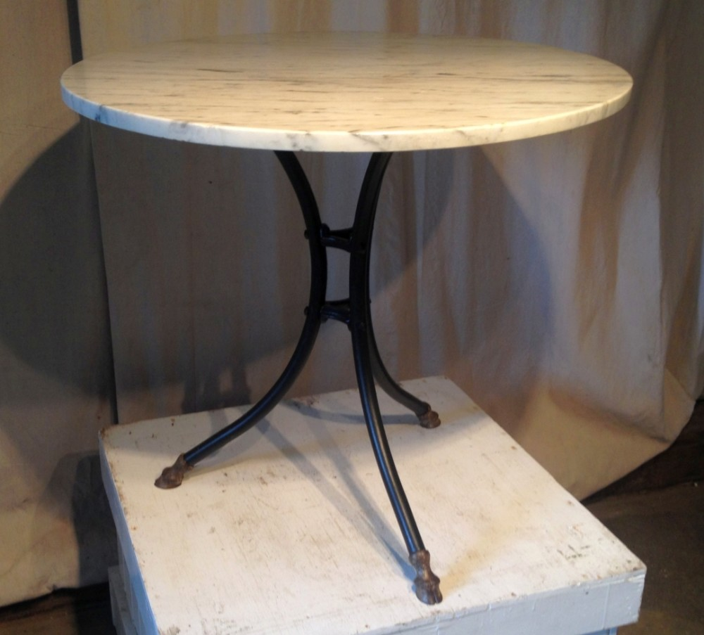 Hooved Garden Table